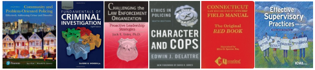 Police Promotion Flash Cards for Promotional Textbooks